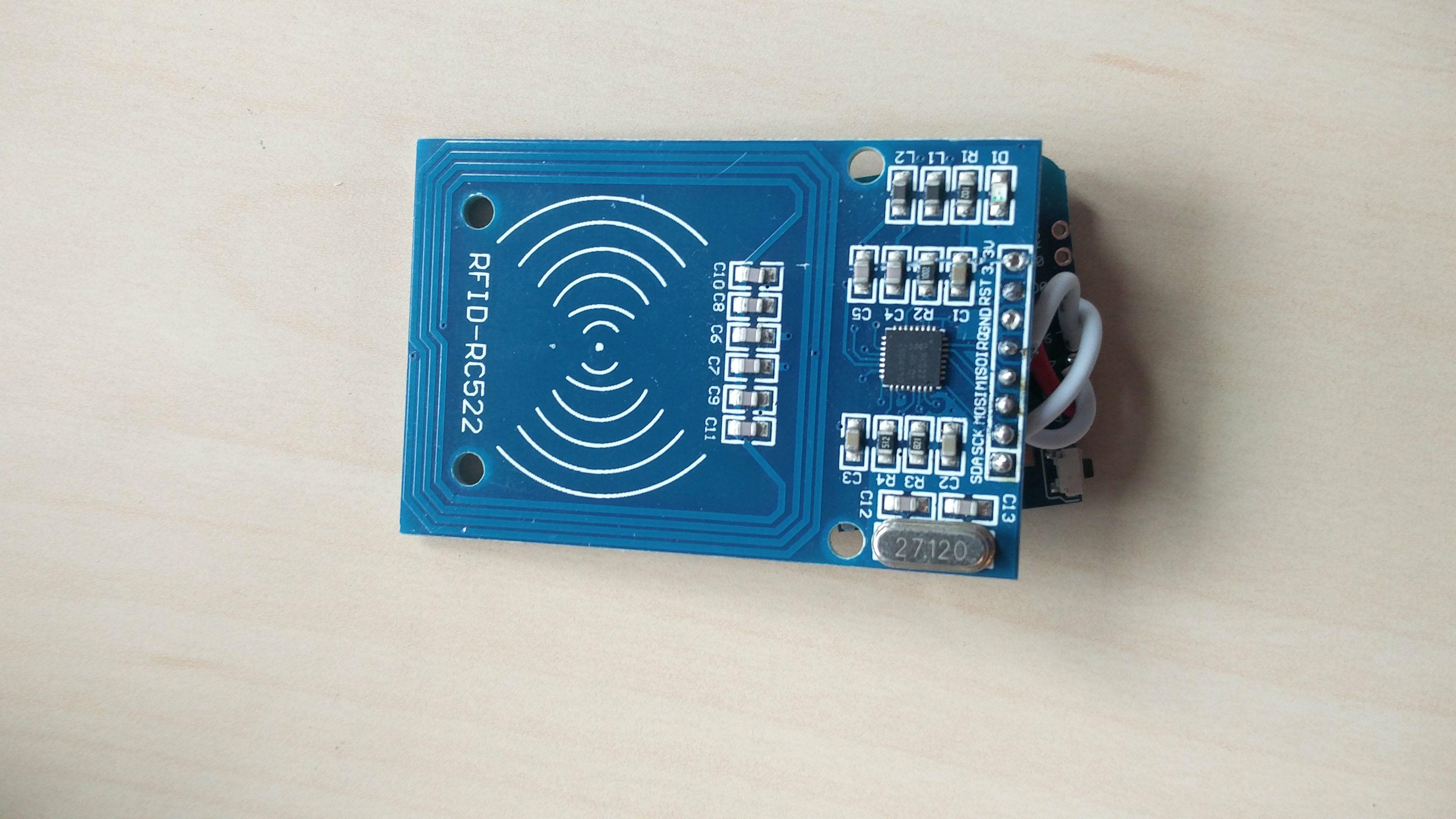 NFC :: TkkrLab Arduino cursus
